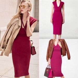 MU78wer45g Michael Kors midi dress XS